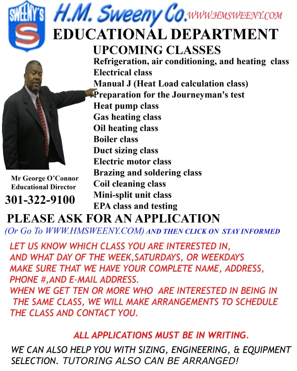 UPCOMINGCLASSES